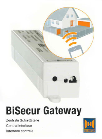 Hörmann BiSecur Gateway LAN/WLAN