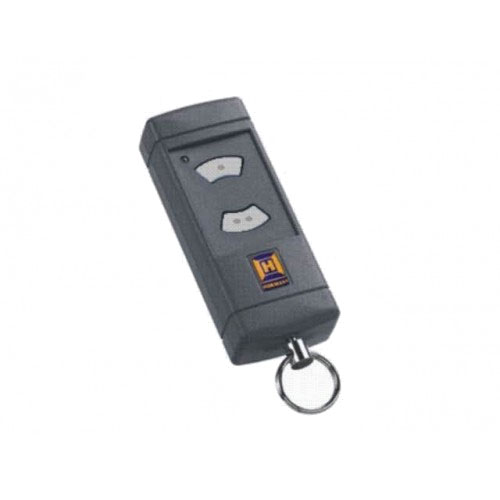 Dálkový ovladač Hörmann HSE 2 - 40 MHz (šedivá tlačítka)